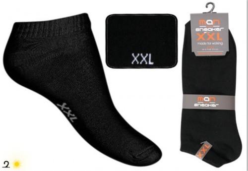 Ponožky snížené pánské nadměrné XXL 6634662a2d