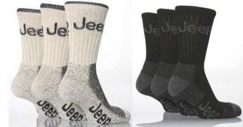 Pánské ponožky JEEP 4c8cd76cd8