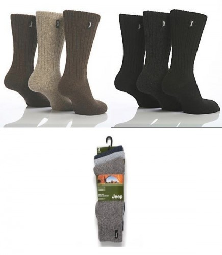 9ac74515c0e JEEP Ponožky pánské vlněné