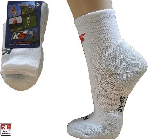 aebd1715d9c ks-OPEN Ponožky sportovní KS TENIS