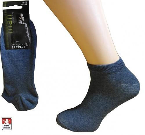 Ponožky snížené JEANS pánské af6b88f893