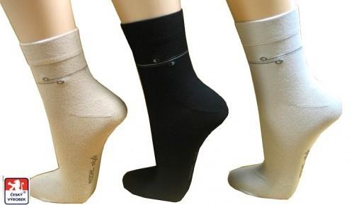 Dámské ponožky PONDY.CZ MODAL 38-39 385c6fc26e