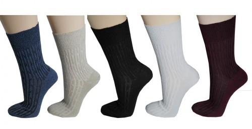 Ponožky dámské PONDY.CZ volný LEM 37-41 eef9847e9e