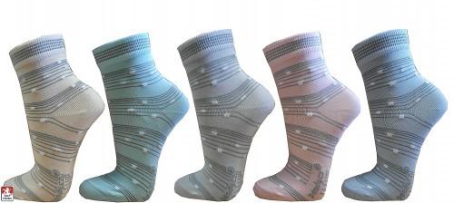 295dc12caf1 Dámské ponožky pastelové