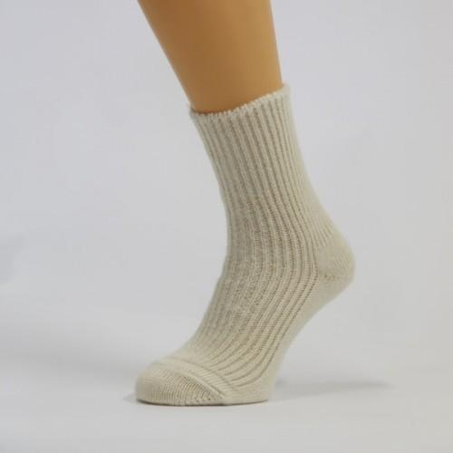 0fca0a138ab Ponožky vlněné SIBIŘKY 35-47 volný lem