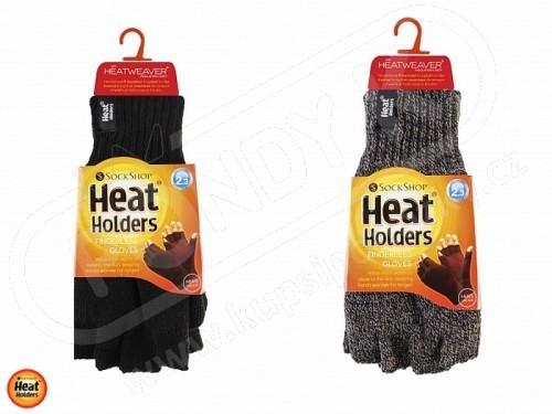 HEAT HOLDERS pánské rukavice bez prstů db07e9c3ab