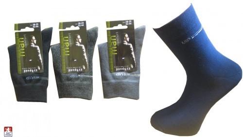 e23cc06df76 Ponožky pánské snížený lem