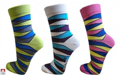 7d96f7e67af Ponožky dámské design CIK CAK 37-41 PONDY.CZ