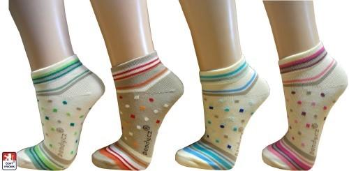 Snížené dámské ponožky 37-41 55cfae7c00