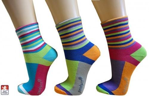 Ponožky dámské PONDY.CZ BARVY 37-41 dc9140e765