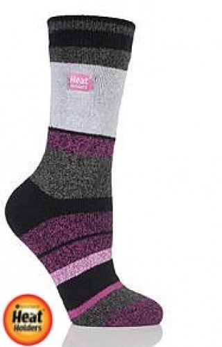 HEAT HOLDERS LITE MEDIUM ponožky dámské PRUHY 0d85fec9a2