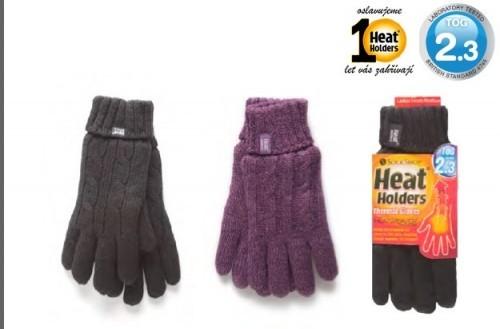 HEAT HOLDERS rukavice dámské d78b66e0f2