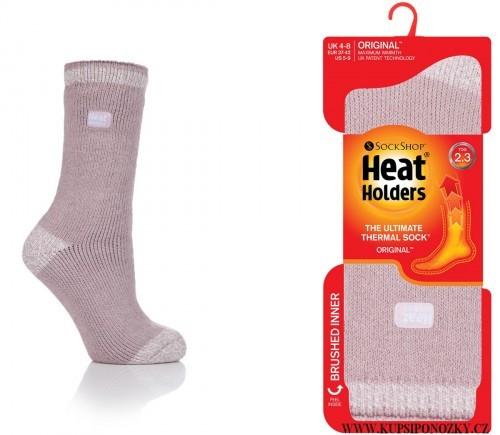 HEAT HOLDERS dámské ponožky CABIN FEVER 2f57e5c58b